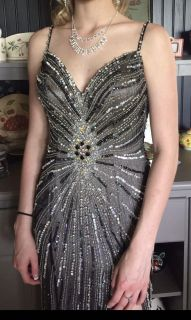 Beautiful formal gown from Glitz