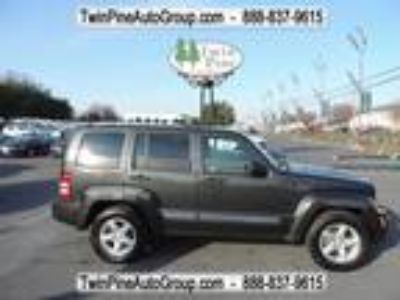 Used 2010 JEEP LIBERTY For Sale