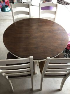 5 piece kitchen table