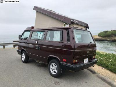 1990 Vanagon Westy Full Camper w/Gowesty 2.2l Eng