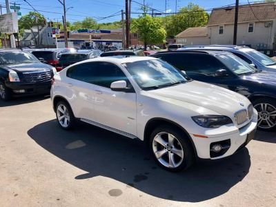 2011 BMW X6 xDrive50i (White)