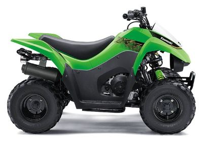 2020 Kawasaki KFX 50 ATV Sport Utility North Reading, MA