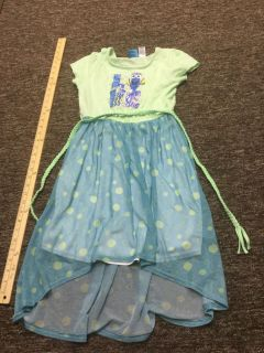 Girls size 10/12 Disney Finding Dory dress or night gown, we used it as a night gown for our Disney trip, $3.00 in VGuC,