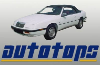 Sell Lebaron Convertible Top And Heated Glass Window 1990-93 | COLOR CHOICE motorcycle in Shamokin, Pennsylvania, United States, for US $309.99