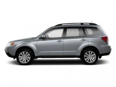 2010 Subaru Forester 2.5X Limited (Steel Silver Metallic)