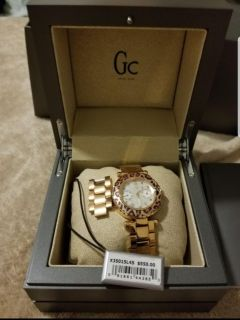 GC watch by GUESS