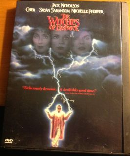 The Witches of Eastwick DVD