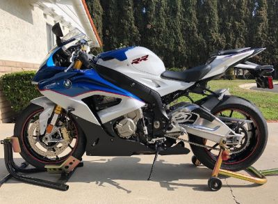 2016 BMW S 1000 RR MOTORCYCLE