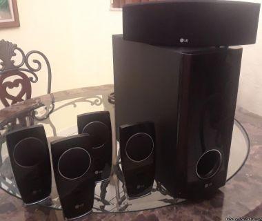 LG SH93SA-S SPEAKERS + LG SH93PA