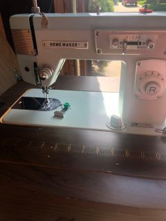 1960s Home Maker Sewing Machine