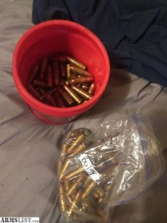For Sale: 7.62x25 tokarev brass ammo surplus 140 rounds