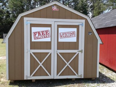 10x12 Cook Portable Shed