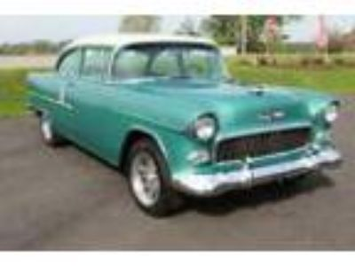 1955 CHEVROLET Bel Air/150/210 -- XXXX CHEVROLET 210