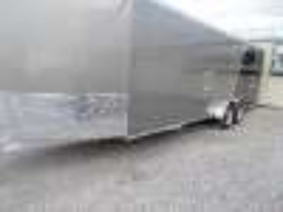 2016 Lightning Trailers 7x16 sno Other Trailers Zulu, IN