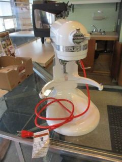 KitchenAid 8 Qt Mixer w/ Attachments RTR# 8081337-12