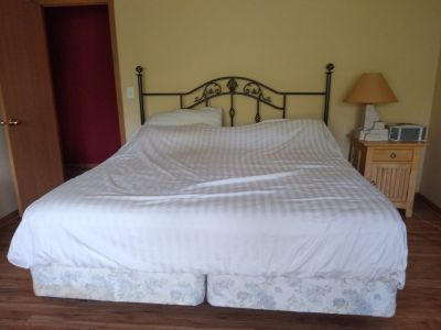 California King Size Bed for Sale