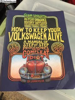 How to keep your VW alive book