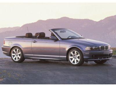 2002 BMW 3-Series 325Ci (Blue)