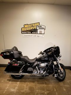 2018 Harley-Davidson Ultra Limited Touring Motorcycles Mentor, OH