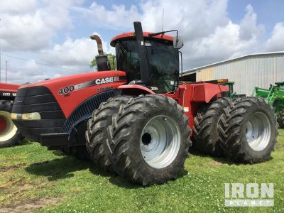 2012 (unverified) Case IH Steiger 400 Articulated Tractor