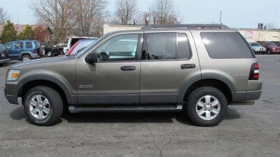 2006 Ford Explorer XLT (Brown)