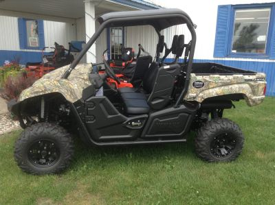2019 Yamaha Viking EPS Side x Side Utility Vehicles Hutchinson, MN