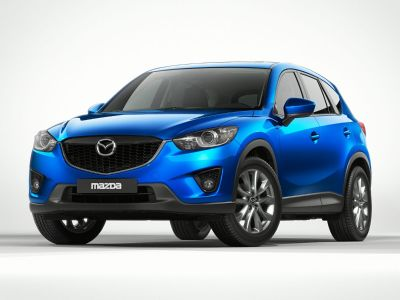 2013 Mazda CX-5 Grand Touring (Zeal Red Mica)
