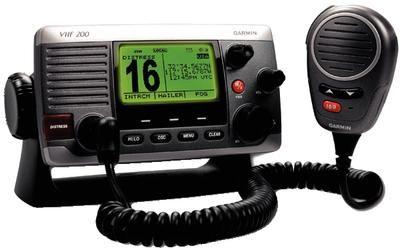 Purchase Garmin 0100075500 VHF 200 RADIO motorcycle in Stuart, Florida, US, for US $480.29