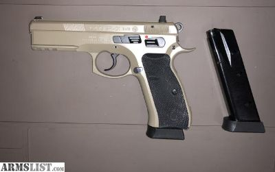 For Sale: CZ 75 SP01