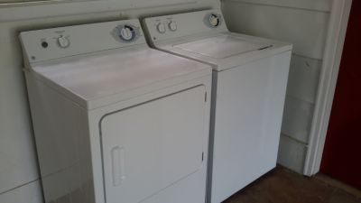 GE Washer & Dryer