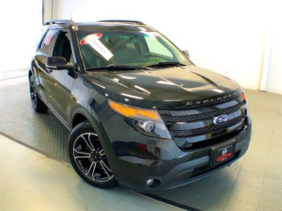 2015 Ford Explorer Sport (Tuxedo Black Metallic)