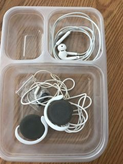 iPhone ear phones/buds
