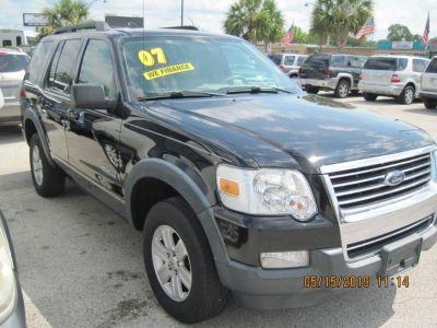 2007 Ford Explorer XLT (Black)