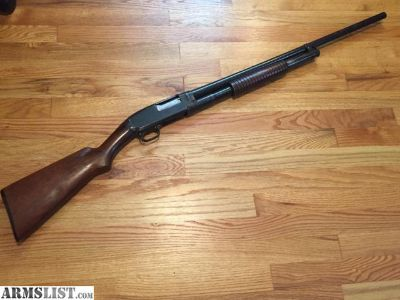 For Sale: 1924 Winchester Model 12 - 12 Gauge