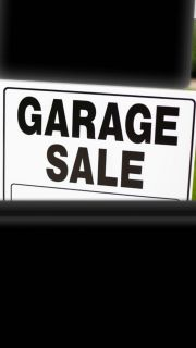 Garage sale today!!!!!!! All day