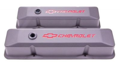 Buy Proform Aluminum Tall Valve Covers Small Block Chevy P/N 141-116 motorcycle in Naples, Florida, United States, for US $161.95