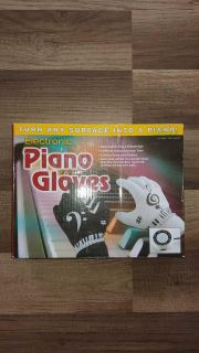 Electric Piano Gloves new condition