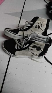 Snoopy limited edition Vans