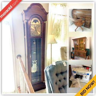 Centreville Estate Sale Online Auction..