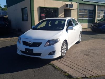 2009 Toyota Corolla Base (White)