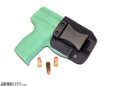 For Sale: Aggressive Concealment PTPROIWBLP IWB Kydex Holster for The Taurus PT 111/140 Pro