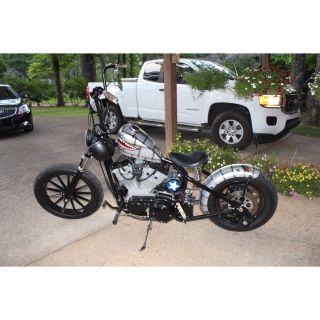 1999 Harley-Davidson SPORTSTER 883 CUSTOM