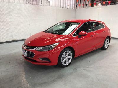2017 Chevrolet Cruze Premier (Red Hot)