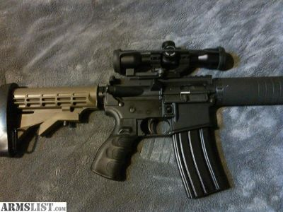 For Trade: Like new AR15 for trade