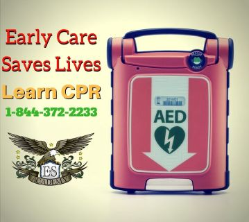 Become a Certified CPR/BLS Provider in just 4-hours.