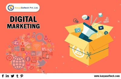Digital Marketing Services | SEO Services in India | Kavya Softech