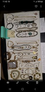 STERLING SILVER, GOLD FILLED, TIFFANY & MORE