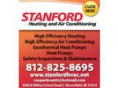 Stanford Heating and Cooling