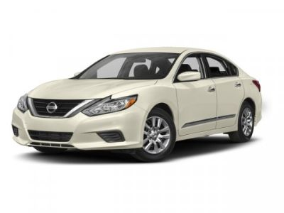 2017 Nissan Altima 2.5 (Brilliant Silver)