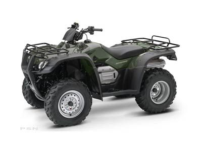 $2,999, 2006 Honda FourTrax Rancher AT GPScape Utility